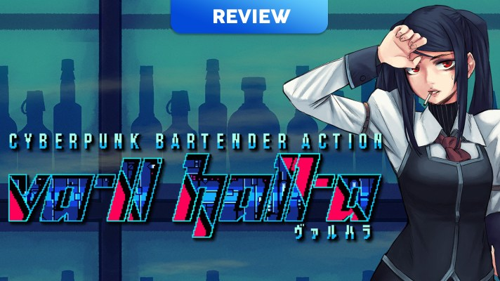 VA-11 Hall-A: Cyberpunk Bartender Action (Switch) Review