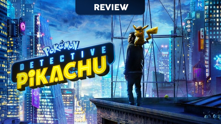 Pokémon: Detective Pikachu Movie Review