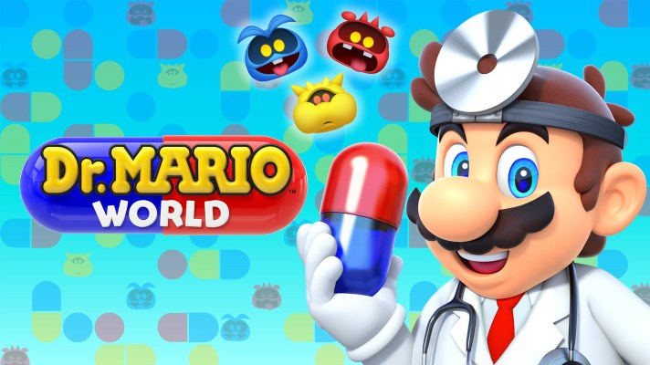 Dr. Mario World gets a July release date and gameplay footage