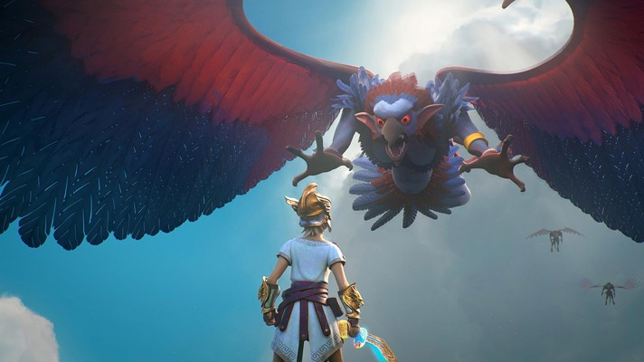 E3 2019: Gods & Monsters coming to Switch in February 2020