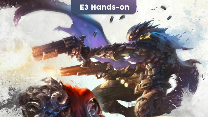 E3 2019: Hands-on with Darksiders Genesis