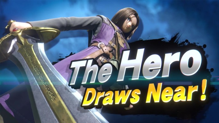 Nintendo of Europe might have accidentally revealed Hero's release date