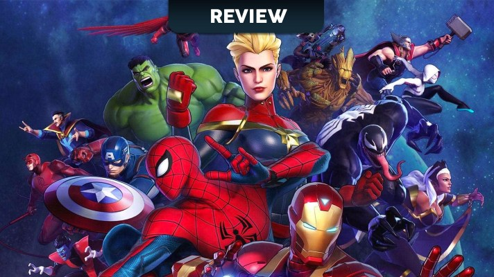 Marvel Ultimate Alliance 3: The Black Order (Switch) Review