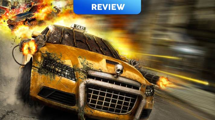 Zombie Driver: Immortal Edition (Switch eShop) Review