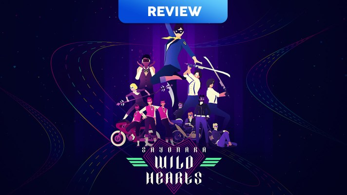 Sayonara Wild Hearts (Switch) Review