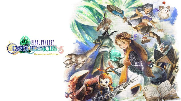 Final Fantasy Crystal Chronicles Remastered Edition arrives January 2020