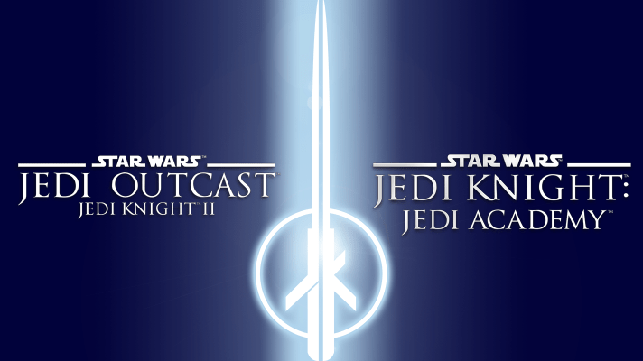 Star Wars Jedi Outcast and Jedi Academy are force pushing onto Switch