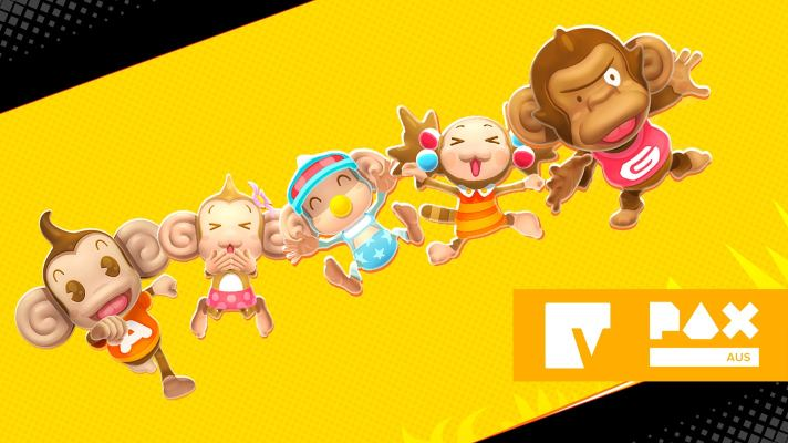 PAX Aus 2019: Hands-on with Super Monkey Ball: Banana Blitz HD