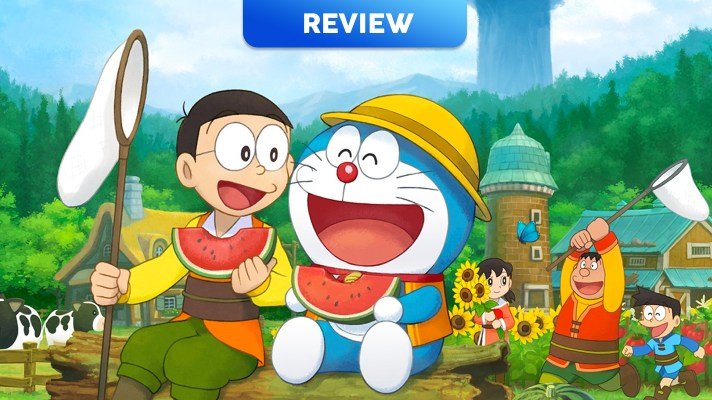 Doraemon: Story of Seasons (Switch) Review