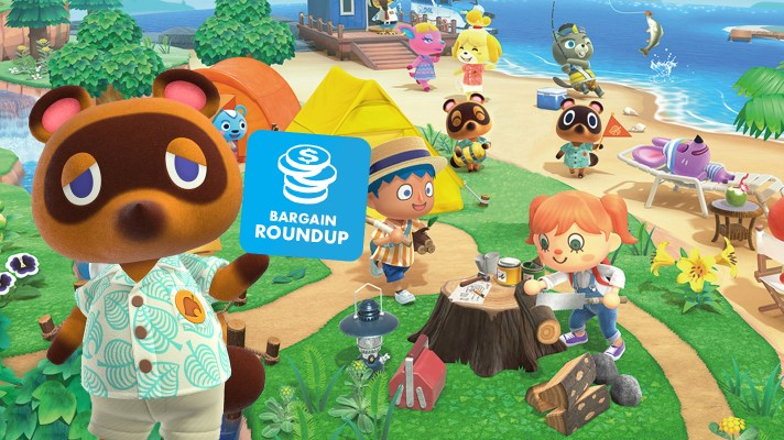 Aussie Bargain Roundup: Animal Crossing: New Horizons