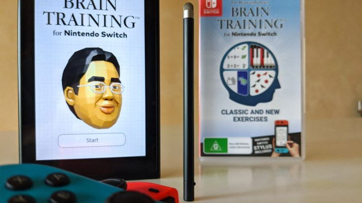 Compete with Dr. Kawashima in a Brain Training World Championship this weekend