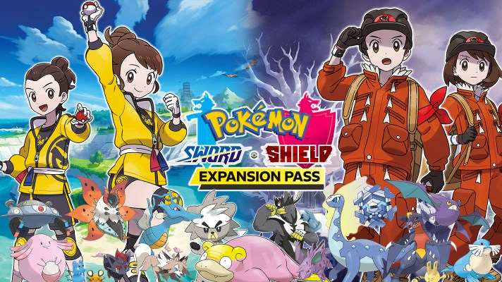 New Pokémon Sword and Shield DLC information coming Tuesday night