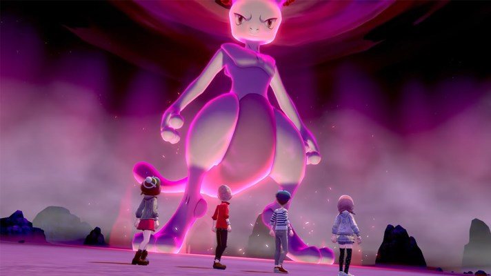 Sword and Shield's Pokémon Day surprise is a Mewtwo you can't catch