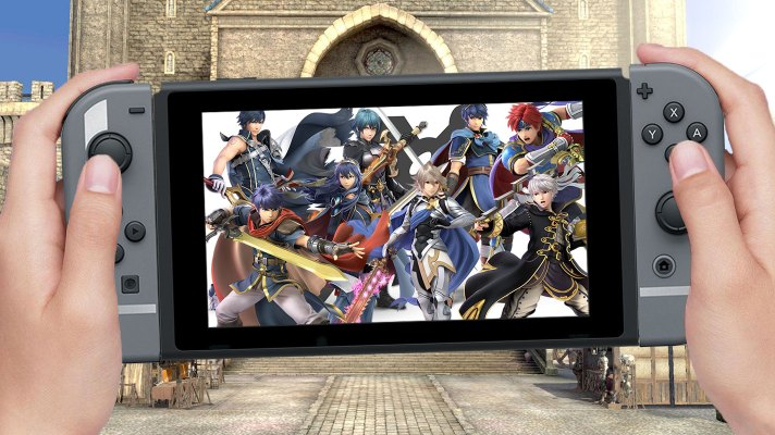 Even Sakurai thinks there's too many Fire Emblem characters in Smash