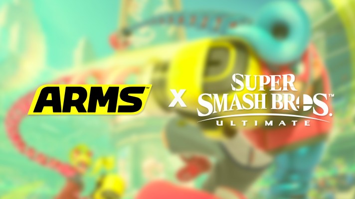 Super Smash Bros. Ultimate's ARMS fighter to be revealed in livestream next week
