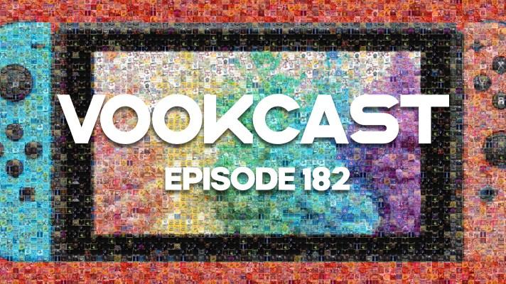 Vookcast #182 – How Much is a Nintendo Play Station Worth to You?