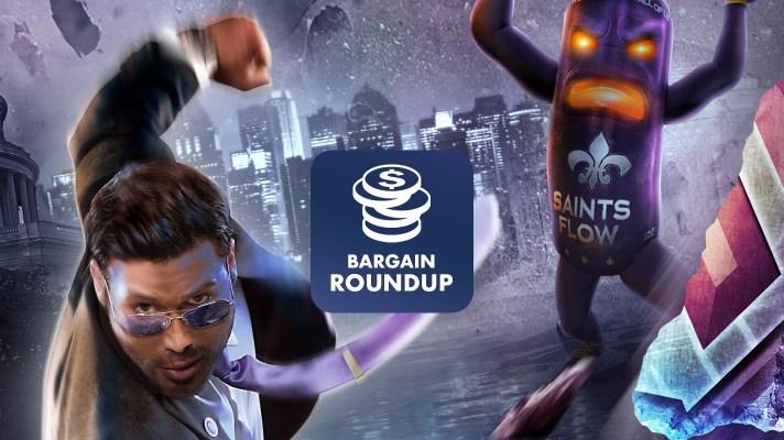 Aussie Bargain Roundup — Saints Row IV: Re-Elected