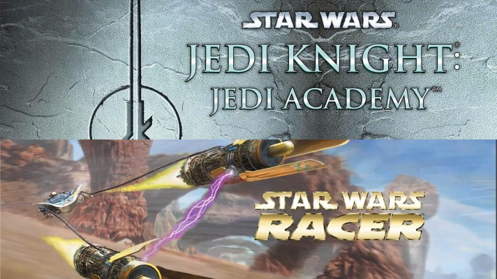 A double dose of Star Wars coming to Switch, Jedi Academy today, Racer soon