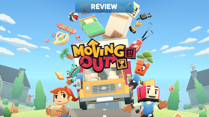 Moving Out (Switch) Review