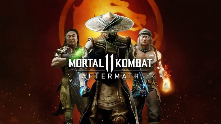 The Mortal Kombat 11: Aftermath expansion adds new story, returning characters, and Robocop