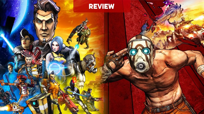 Borderlands Legendary Collection (Switch) Review