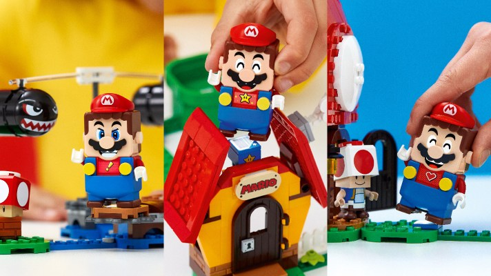 Bargain Alert: LEGO Super Mario sets discounted across multiple stores