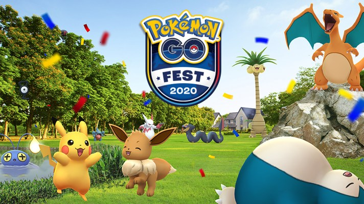 Pokemon GO Fest 2020 fully detailed, tickets on sale now