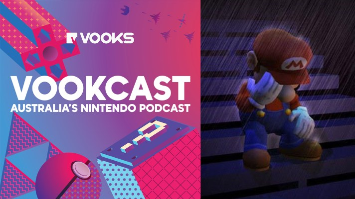 Vookcast #191: Everyone's Excited About Mario's 35th Anniversary—Except Nintendo