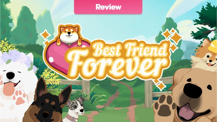 Best Friend Forever (Switch) Review