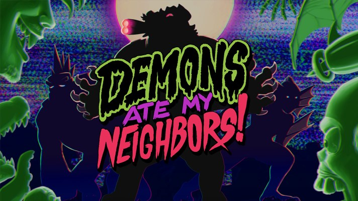"""A """"spiritual sequel"""" to Zombies Ate My Neighbors is in the works"""