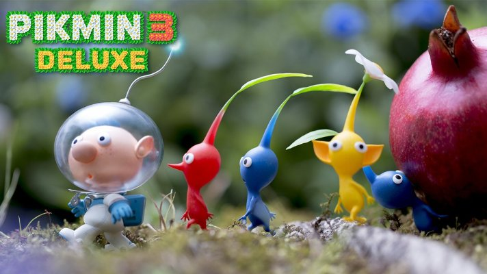 Pikmin 3 Deluxe coming to Nintendo Switch on October 30th