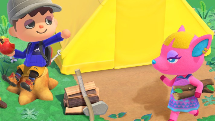 The newest Animal Crossing New Horizon patch fixes some holes