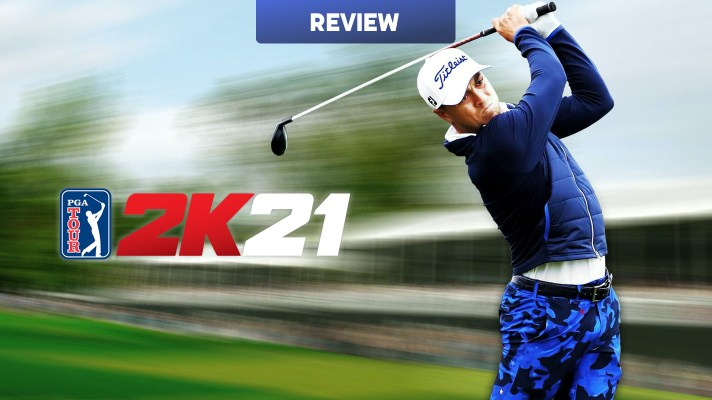 PGA Tour 2K21 (Switch) Review