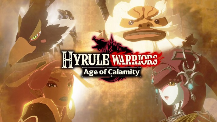 TGS: Hyrule Warriors: Age of Calamity gets a new story trailer