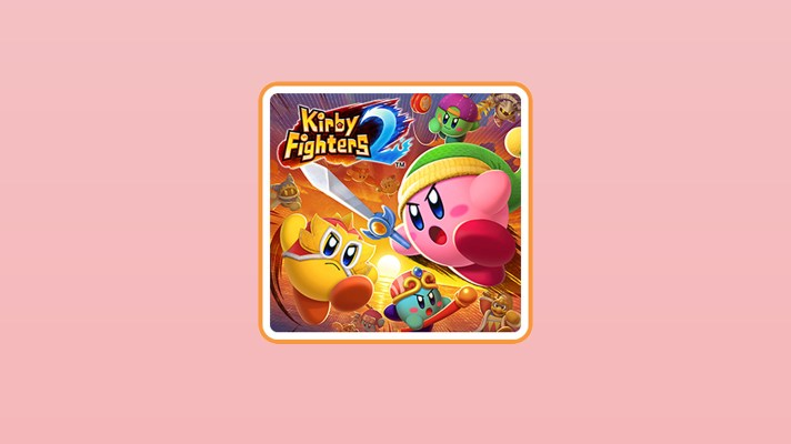 Whoops: Nintendo America's site reveals Kirby Fighters 2