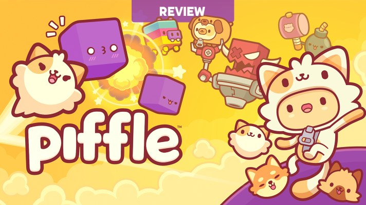Piffle (Switch) Review