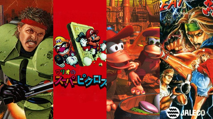 Donkey Kong Country 2, Mario's Super Picross and two more hit Switch Online next week (Out Now!)