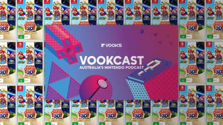 Vookcast #195: Get Ready to Buy Super Mario Bros. Again, For $80
