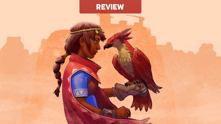 Falcon Age (Switch) Review
