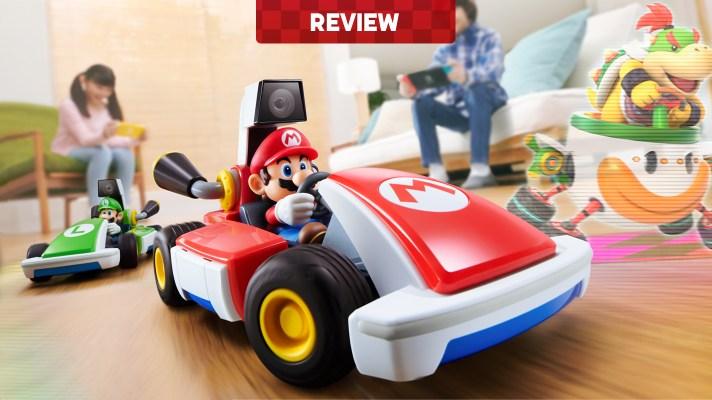 Mario Kart Live: Home Circuit Review