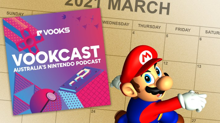 Vookcast #198: Are Limited Digital Releases Nintendo's New Thing?