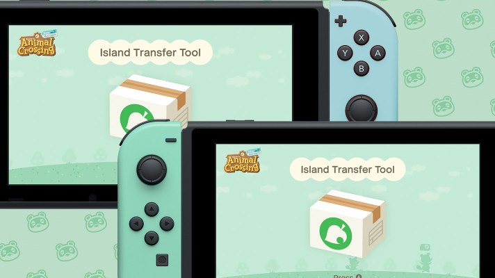Animal Crossing New Horizons' Island and Resident transfer app is now finally available