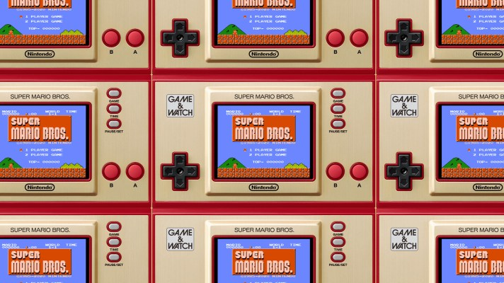 Game & Watch Super Mario Bros – The Next Gen Review