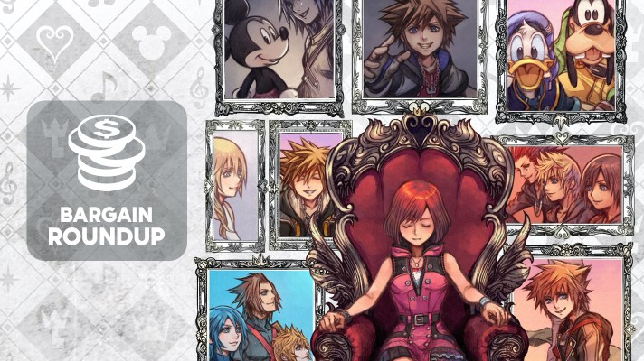 Aussie Bargain Roundup: Kingdom Hearts: Melody of Memory
