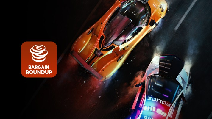 Aussie Bargain Roundup: Need for Speed Hot Pursuit Remastered