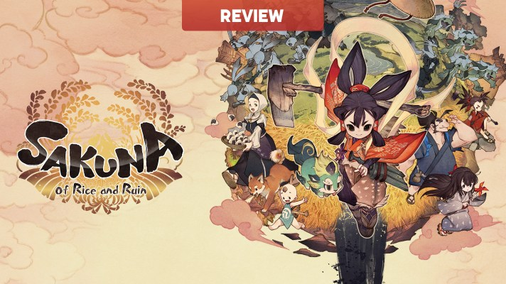 Sakuna: Of Rice and Ruin (Switch) Review