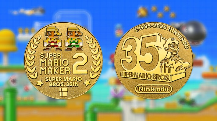 Nintendo hosting Super Mario Maker 2 Ninji Speedrun with 35th Anniversary Coin Prizes