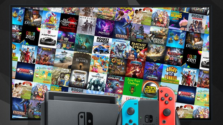 Free to Start: Games to play on Switch that won't break the bank