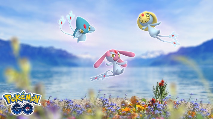Opinion: The Lake Trio – Rediscovering Pokémon Go in a COVID World
