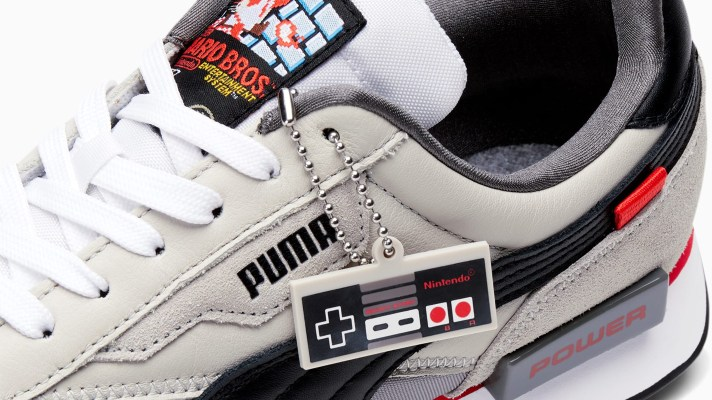 Puma's Futura Rider NES inspired shoes have hit Australia